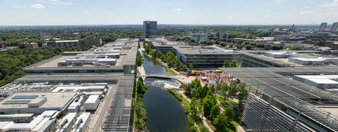 Projects | Chiswick Park