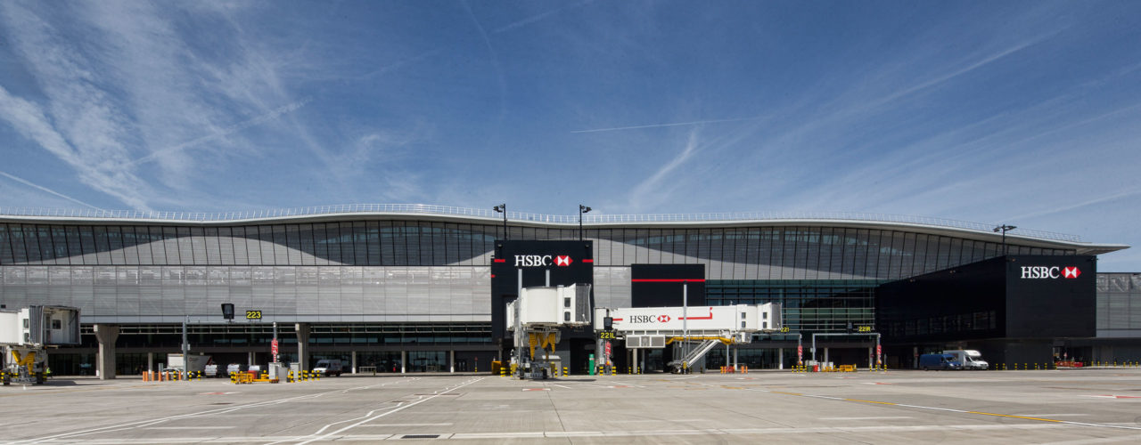 Projects | Heathrow Terminal 4
