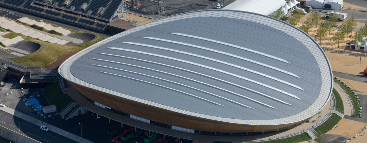 Projects | Olympic Velodrome