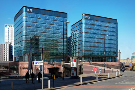 Prater Returns to Greengate in Manchester to Deliver Complete External Package for 100 Embankment