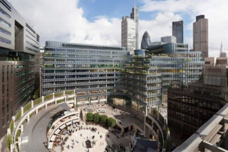 Contract News: 100 Liverpool Street