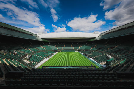 Prater Delivers Phase 3 of Wimbledon No.1 Court in Time for 2019 Championships