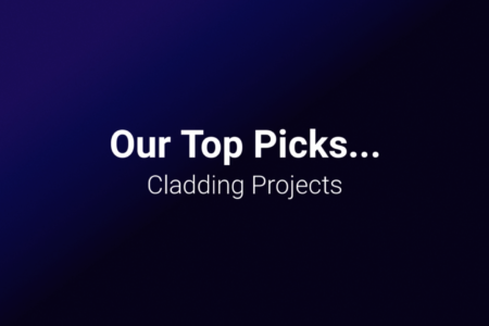 Our Top Picks... Cladding Projects