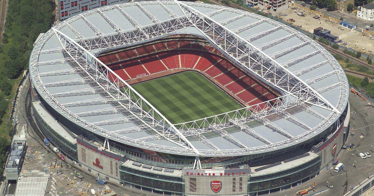 Emirates Stadium Prater