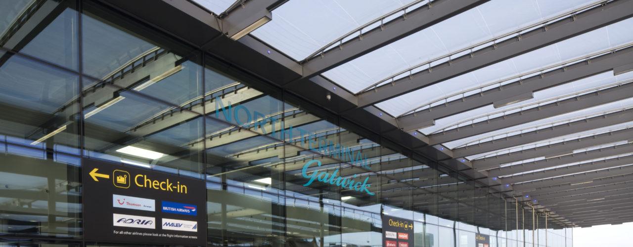 London Gatwick Airport Prater
