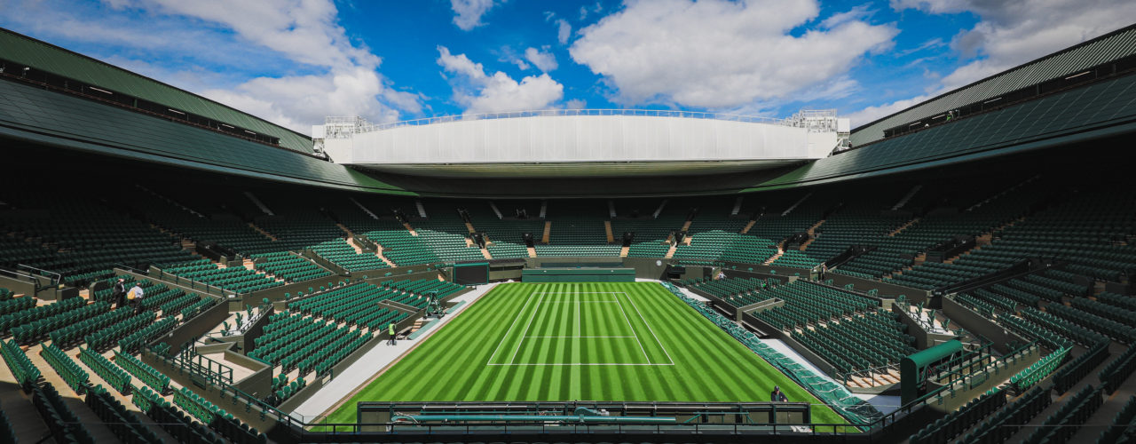 Projects | Wimbledon No.1 Court